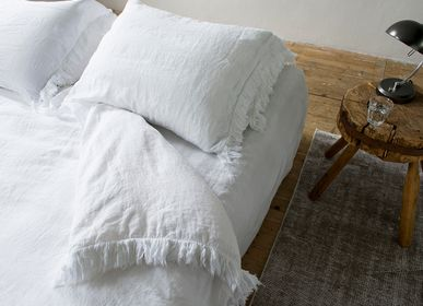 Bed linens - Loulou duvet cover - PASSION FOR LINEN