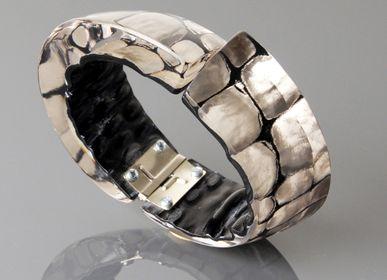 Jewelry - Jewelry bracelet MX DACRYL croco line - MX DESIGN