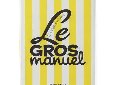 Children's arts and crafts - Le Gros Manuel - SUPEREDITIONS
