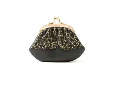 Leather goods - SOMEI wallet - PEAU DE FLEUR