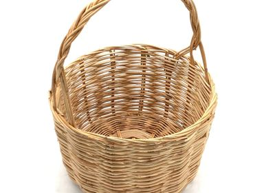 Shopping basket - Rattan Basket - SARANY SHOP