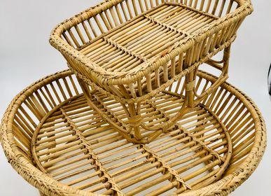 Decorative objects - Plateaux bambou - SARANY SHOP - CAMBODGE A PARIS