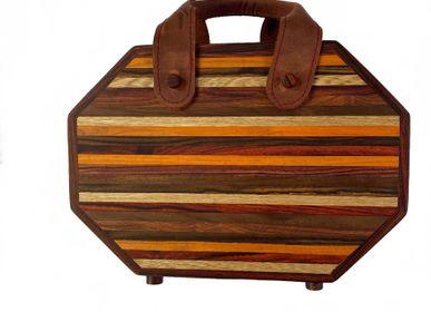 Bags / totes - Wooden handbag  - WOLOCH COMPANY