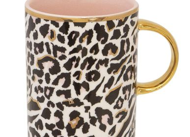 Mugs - Safari Leopard Mug - CRISTINA RE