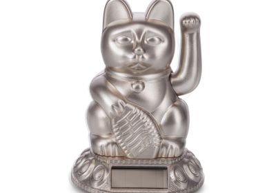 Decorative objects - Maneki Neko / Solar Cat / Moonlight - DONKEY PRODUCTS