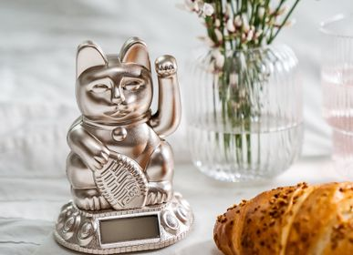 Decorative objects - Maneki Neko / Solar Cat / Moonlight - DONKEY PRODUCTS GMBH & CO. KG