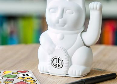 Decorative objects - Maneki Neko / Iconic Cat / White - DONKEY PRODUCTS