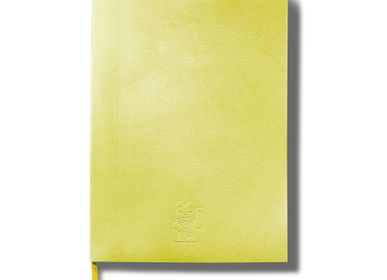 Stationery - Maneki Neko / Notebook / Yellow - DONKEY PRODUCTS