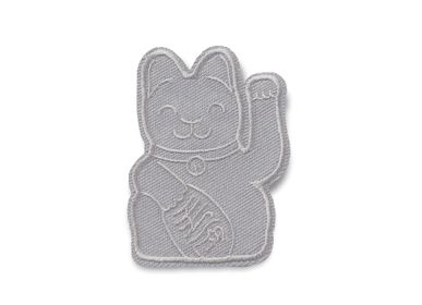 Ready-to-wear - Maneki Neko/ Lucky Patch / Grey - DONKEY PRODUCTS