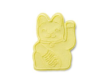 Prêt à porter - Maneki Neko / Patch Lucky / Jaune - DONKEY PRODUCTS