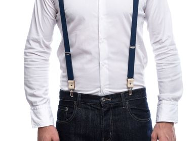 Leather goods - Millavoises Suspenders - VERTICAL L ACCESSOIRE