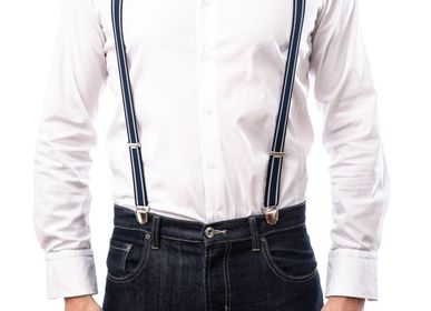 Leather goods - Beaunoises Suspenders - VERTICAL L ACCESSOIRE