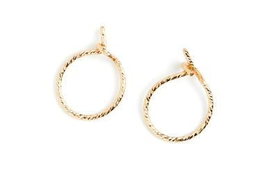 Bijoux - Mini anneaux Eclat - YAY PARIS