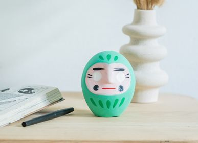 Decorative objects - Daruma / Green - DONKEY PRODUCTS GMBH & CO. KG