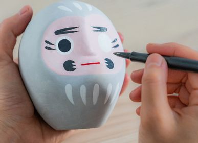 Decorative objects - Daruma / Grey - DONKEY PRODUCTS