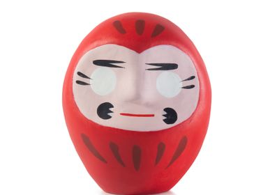 Decorative objects - Daruma / Red - DONKEY PRODUCTS
