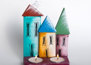 Gift - Floga | Tealight holder - PITEROS DIMITRIS