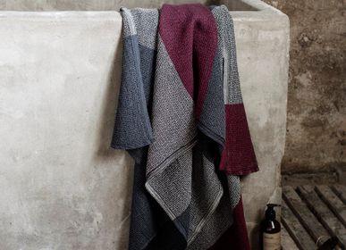 Bath towel - TERVA linen-tencel bath towels, woven in Finland - LAPUAN KANKURIT OY FINLAND