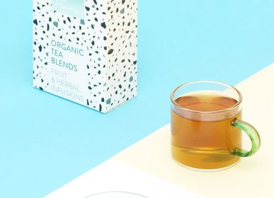 Scents - Organic green tea blend - COUDRE BERLIN