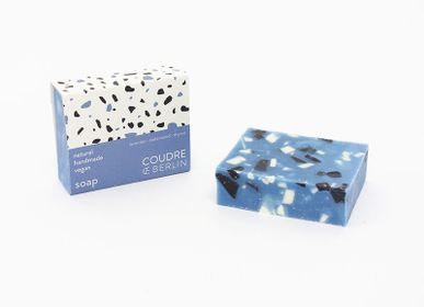 Beauty products - Handmade Natural Terrazzo Soap - COUDRE BERLIN