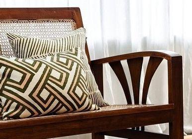 Fabric cushions - Linen Cushions - Lanka - CHHATWAL & JONSSON