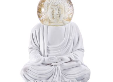 Decorative objects - Summerglobes / The White Buddha - DONKEY PRODUCTS
