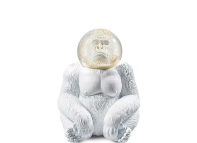 Objets de décoration - Globes d'été / Le Gorille - DONKEY PRODUCTS