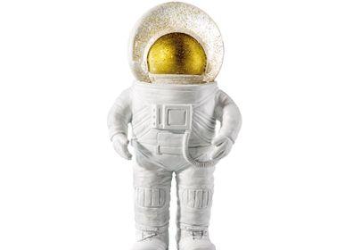 Objets de décoration - Globes d'été / L'astronaute - DONKEY PRODUCTS