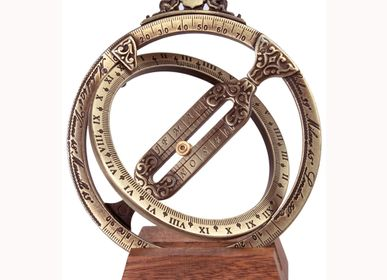 Decorative objects - Astronomical Ring Dial - HEMISFERIUM
