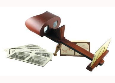 Gift - Stereoscope - HEMISFERIUM