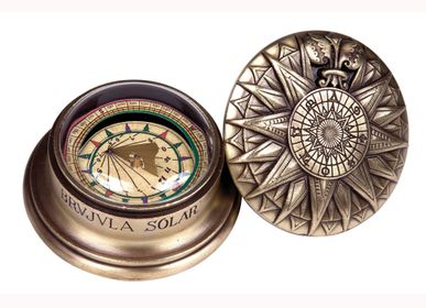 Decorative objects - Solar Compass - HEMISFERIUM