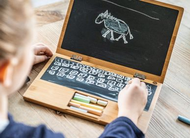 Toys - I-Wood / My first Laptop - DONKEY PRODUCTS GMBH & CO. KG