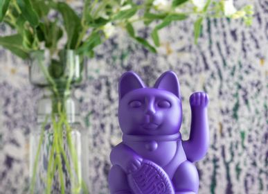 Decorative objects - Maneki Neko / Lucky Cat / Violet - DONKEY PRODUCTS GMBH & CO. KG