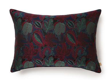 Cushions - Eva Blue - AADYAM HANDWOVEN