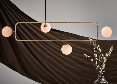 Pendant lamps - SIRCLE collection - SEEDDESIGN