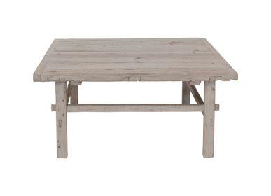 Tables - PURE-SQUARE LOUNGETABLE - SNOWDROPS COPENHAGEN