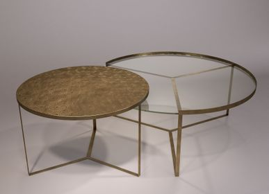 Tables basses - Tables basses gigogne - ATELIER LANDON