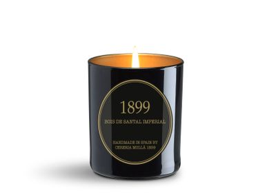 Candles - Premium Vegetable Wax Candle in Glass 230gr. - CERERIA MOLLA 1899 CANDLES