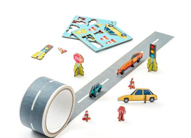 Toys - Tape Gallery / My first Autobahn - DONKEY PRODUCTS