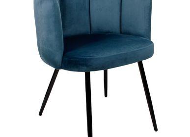 Chairs - High Five Chair ocean blue - POLE TO POLE