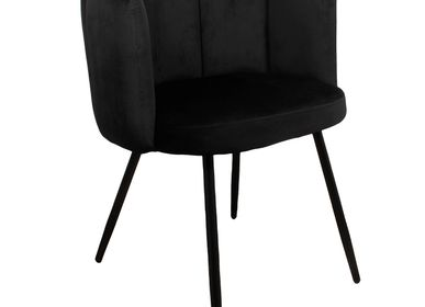 Chairs - High Five chair black - POLE TO POLE