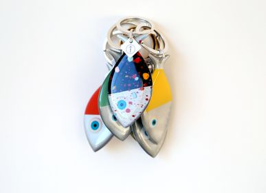 Decorative objects - Fish Keyring - BORD DE L'EAU