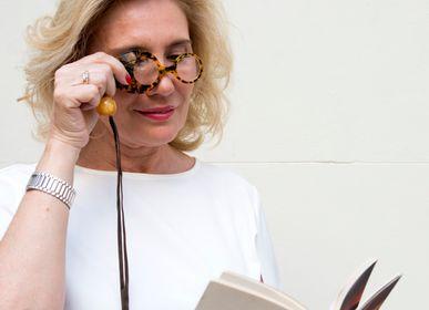 Glasses - Flippan'Look Glasses-Necklace Turtle - FLIPPAN' LOOK