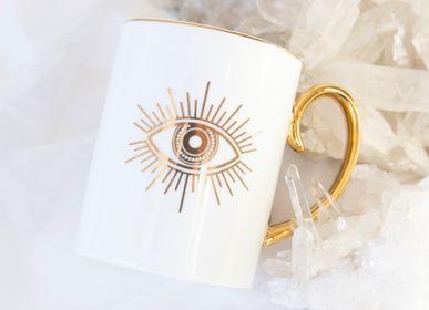 Tasses et mugs - Mug de protection pour les yeux - CRISTINA RE