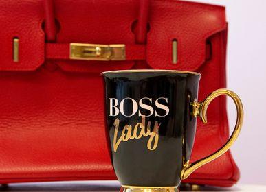 Accessoires thé / café - Mug Boss Lady - CRISTINA RE