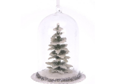 Christmas decoration - Christmas tree bell ornament - MEANDER