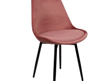 Chaises - Leaf chair pink - POLE TO POLE
