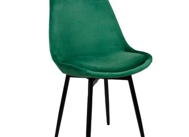 Chaises - Leaf chair emerald green - POLE TO POLE