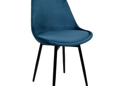 Chaises - Leaf chair ocean blue - POLE TO POLE