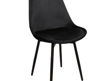 Chaises - Leaf Chair black - POLE TO POLE